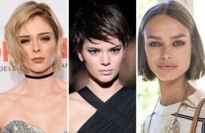 diferentes tipos de pelo corto