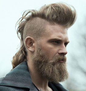 cortes vikingos para hombres