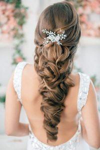 peinado estilo griego para bodas