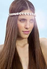 peinado con cabello liso de los años 60