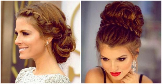 peinados elegantes sencillos