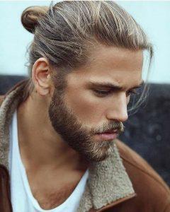 Peinado inspirado en los vikingos