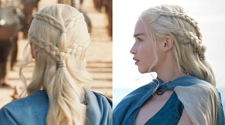 peinados medievales para mujer