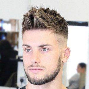 peinado moderno para hombre