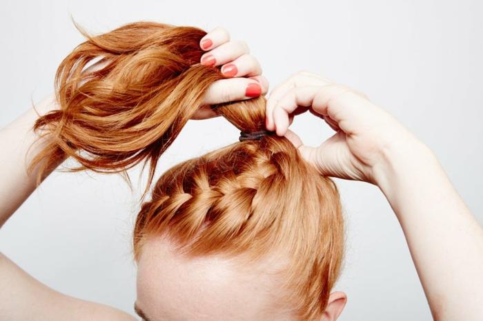 peinados modernos paso a paso