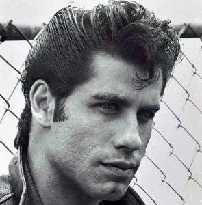 peinado para los hombres en los años cincuenta
