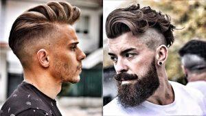 peinados para hombres actuales