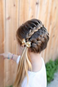 peinado-elegante-para-niña