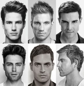 peinados de hombre pelo corto