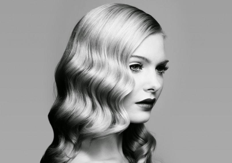 peinado de los años 30 paso a paso con ondas
