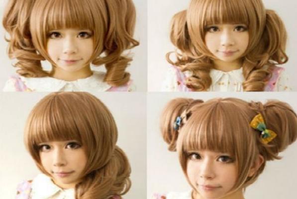 peinados anime paso a paso