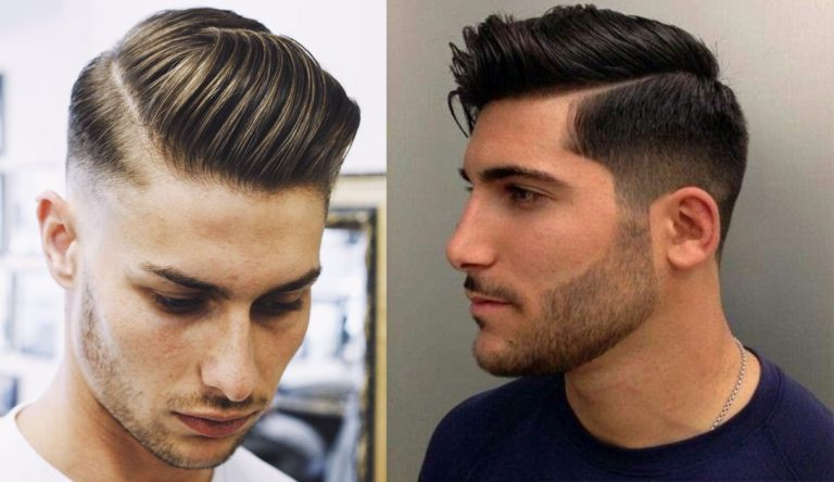 peinados de hombre con barba