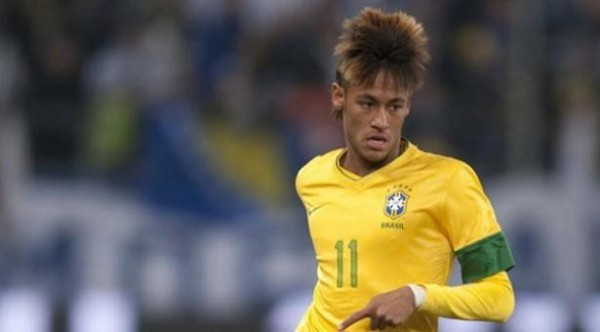 peinado de cresta de neymar