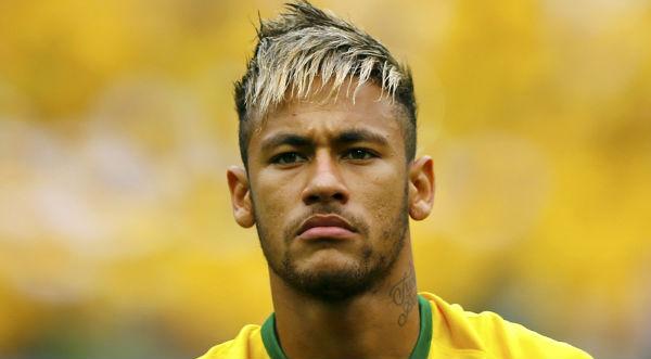 peinado popular de neymar