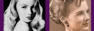 Peinados años 30