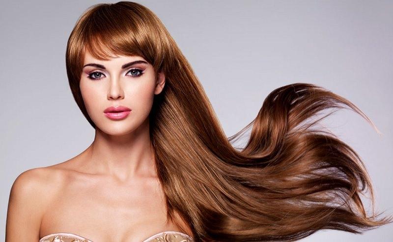 peinado con extensiones de cabello natural