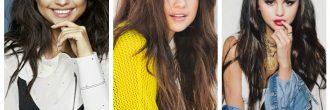 Selena Gomez peinados