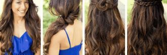 Peinados juveniles