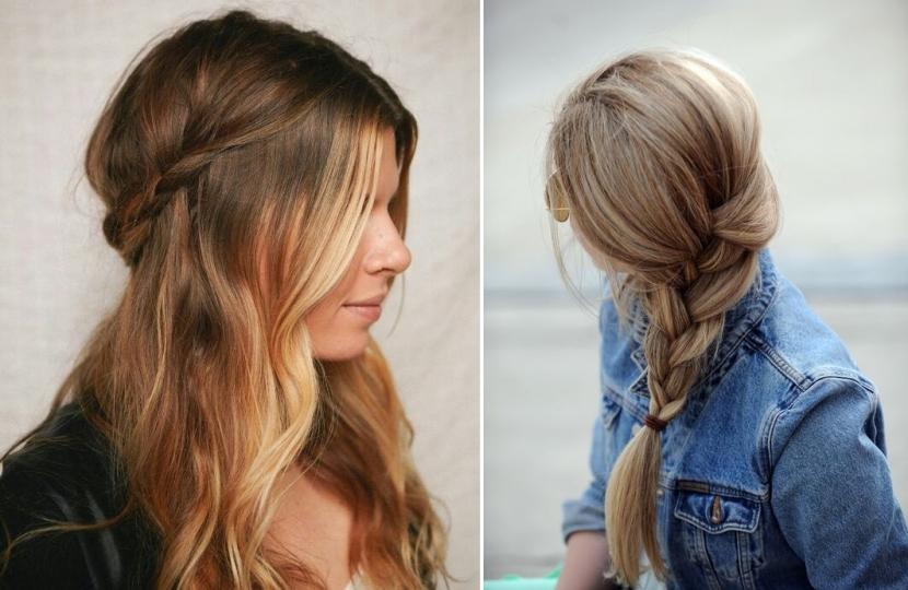 peinados juveniles sencillos