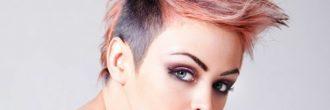 Peinados punk
