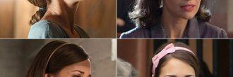 Peinados velvet