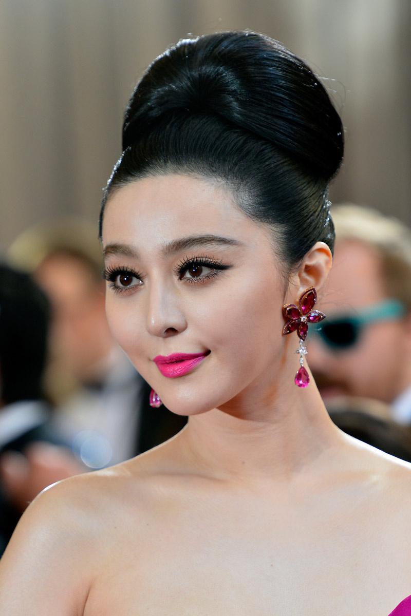 peinados chinos modernos
