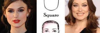 Peinados cara cuadrada