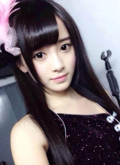 peinado chino con cabello liso