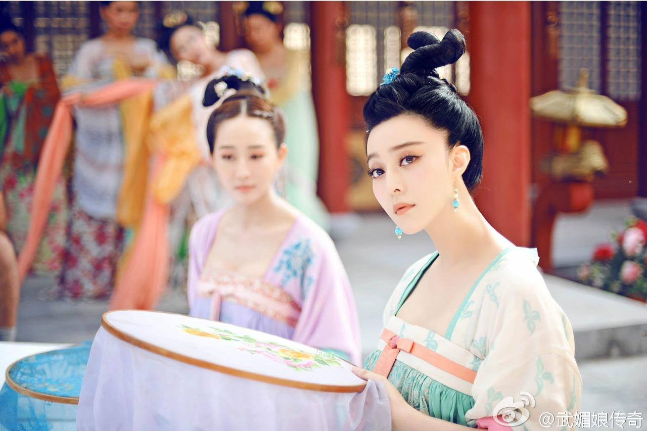 peinados chinos de mujer