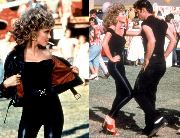 peinado de olivia en grease